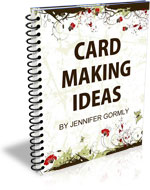 Creative Card Making Ideas